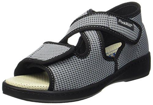Hi Podowell top Unisex Adulti Pantofole Academie Grigie xCwAWtqCra