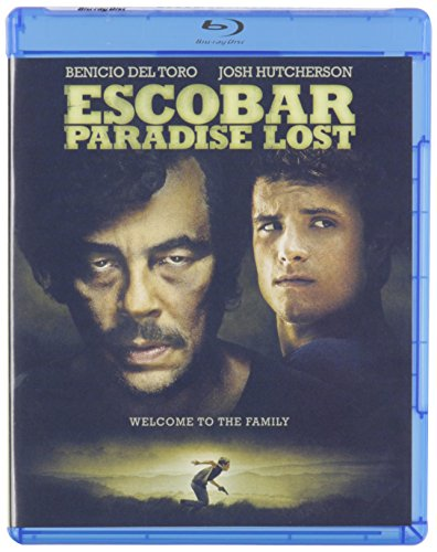 Escobar: Paradise Lost [Blu-ray]