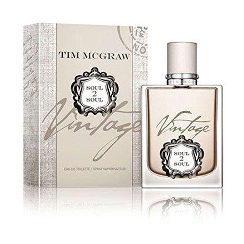 Men's Soul 2 Soul by Tim McGraw Eau de Toilette - 1 oz -  3607342465220