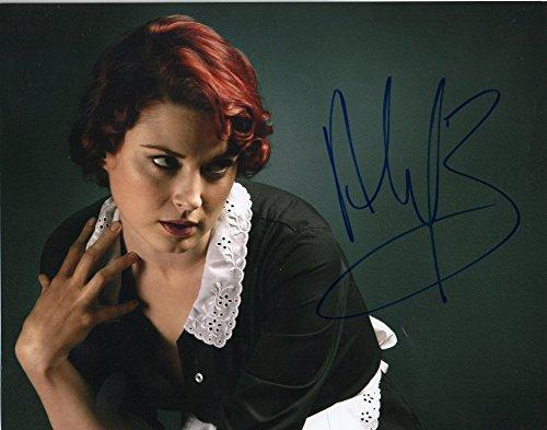 Alexandra Breckenridge autographed 8x10 photograph American Horror Story Moira (Moira Ahs)