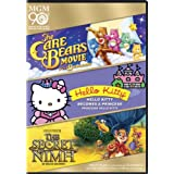 The Secret of NIMH/The Care Bears Movie/Hello Kitty: Becomes A Princess