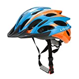 Lixada Bicycle Helmet Mtb/Road Bike Helmets Cycling Mountain Racing, Men Women Keep Safety, Adult Child Kids, with 25 Vents Adjustable Ultralight Integrally-molded