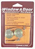 Prime-Line Products B 576 Screen Door Tension Spring with 1-Inch Steel Ball Bearing Roller,(Pack of 2)