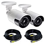 Cheap LOREX LBV-2561U Ultra Wide 1080p MPX Analog HD Bullet Security Camera 130′ NV – 2 Pack