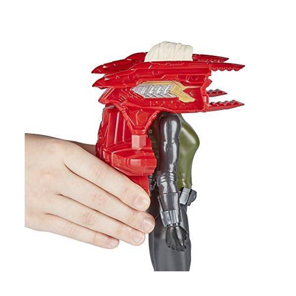 51860prTzaL Marvel Infinity War Titan Hero Series Black Widow with Titan Hero Power FX Port