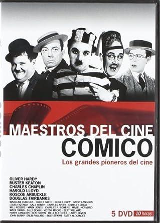 Pack Maestros Del Cine Comico (5) - Reed: Amazon.es: Cine y Series TV