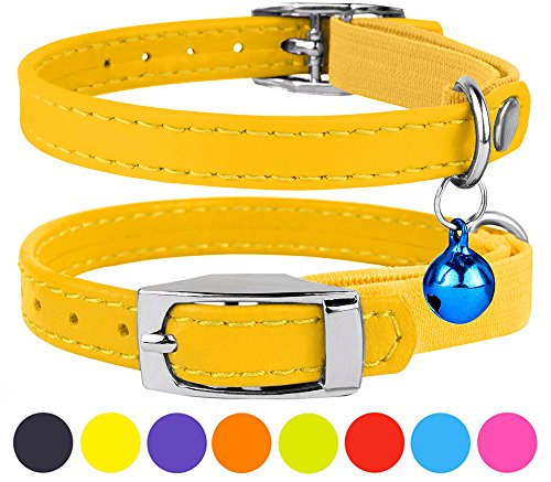 Yellow Collar Strap - 6