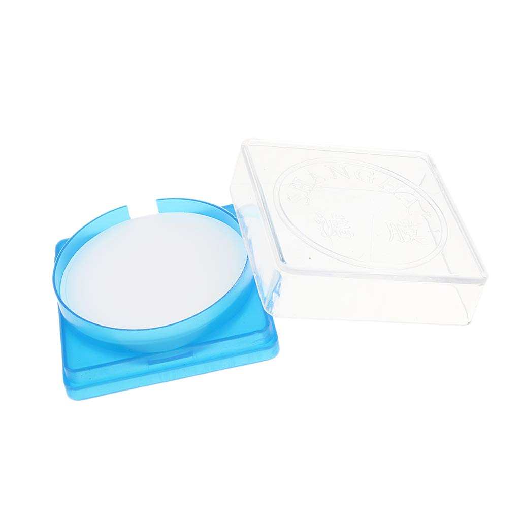50 Pcs Filter Membranes Filters For Inorganic Water Solutions 0.22um