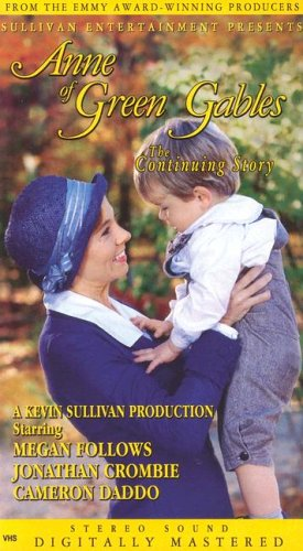 Anne of Green Gables: Continuing Story [VHS]