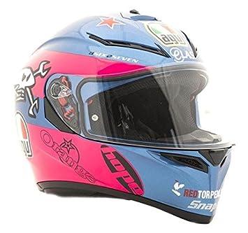 AGV K3 – Guy Martin TT edición limitada casco de moto
