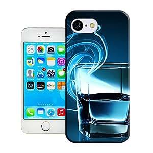 BreathePattern-143.Water-Cup Plastic Protective Case-Apple iPhone 5c case