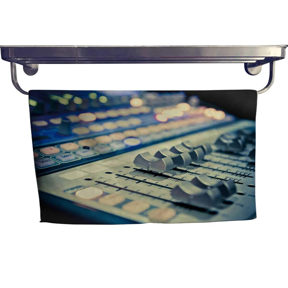 Leigh home Pool Gym Towels,Soun musi Mixer Control p el ,Good Ideal for The Kid