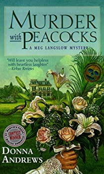 Murder With Peacocks 0312970633 Book Cover