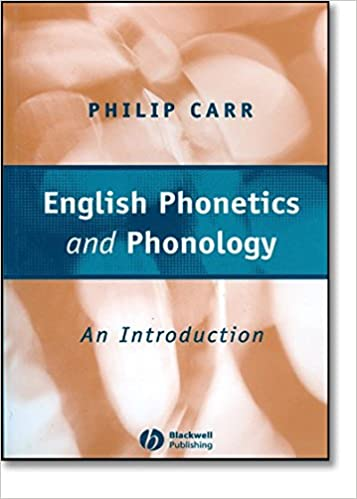 English Phonetics and Phonology: An Introduction: Amazon co