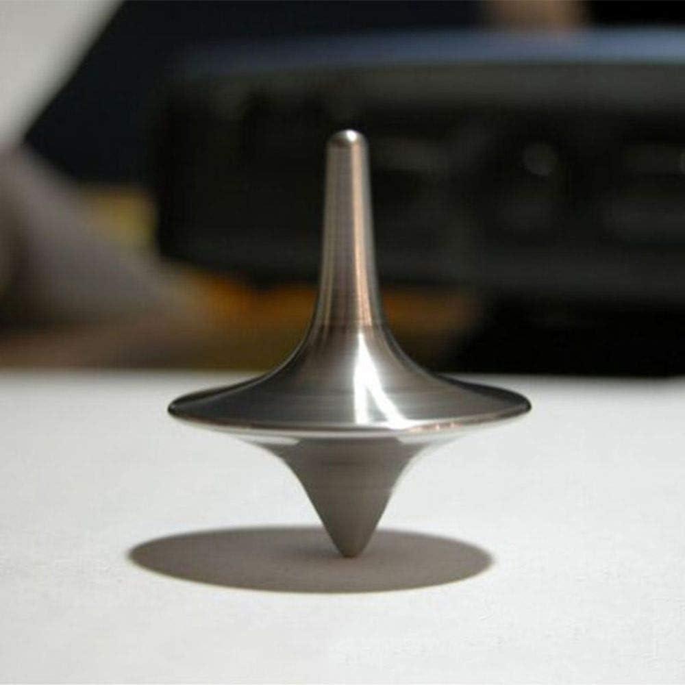 Metall Spielzeug Spielt gut f/ür Kinder Hilai 1cp Mini Magic Kreisel Gyroskop Nein Widerstand Gyro