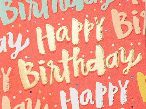 Amazon.com Gift Card in a Premium Greeting Card by American Greetings (Happy Birthday Design) - http://coolthings.us