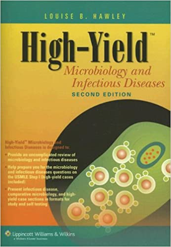 high yieldtm microbiology and infectious diseases high yield series