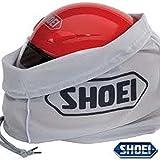 Shoei Drawstring Helmet Bag - Gray