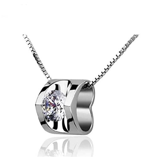 New-sterling-silver-18-034-necklace-w-gift-box-mint-italy-1-4-ounces-perfect Precious Metal Without Stones Fine Jewelry