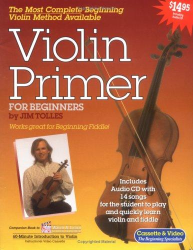 Violin Primer for Beginners