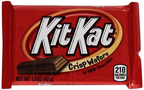 Kit Kat Crisp Wafers 1 5