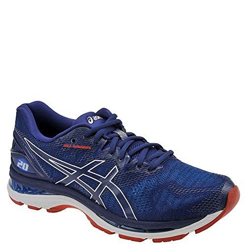 ASICS Men's Gel-Nimbus 20 Running Shoe, Blue Print/Race Blue, 10.5 M US from ASICS