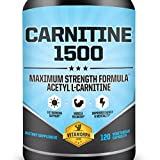 Best Acetyl-l-carnitines - Acetyl L-Carnitine 1500mg Per Serving | Highest Potency Review
