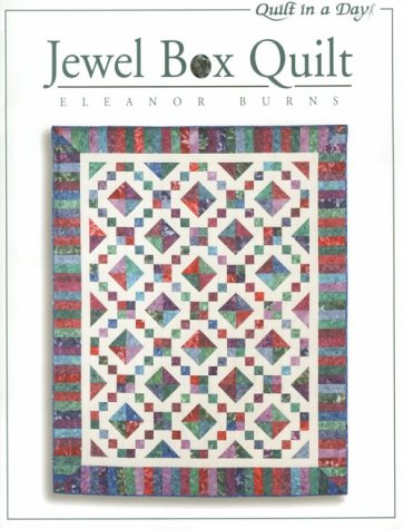 Pattern Box - Jewel Box Quilt (Quilt in a Day)