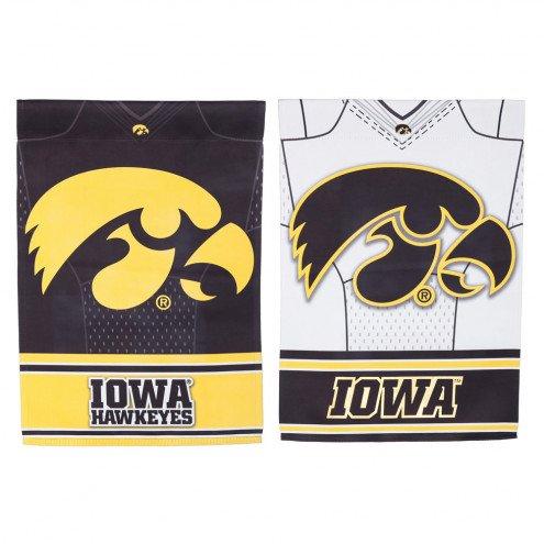 Iowa Glitter (Flag, Suede, Glitter, DS, Gar, University of Iowa)