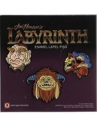 Jim Henson's Labyrinth pin set sm