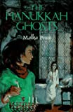 The Hanukkah Ghosts by Malka Penn front cover