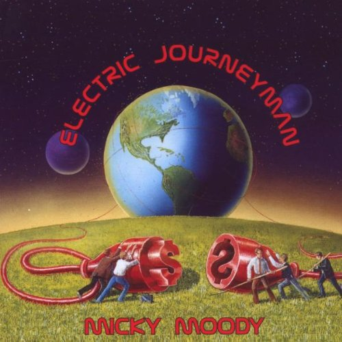 Electric Journeyman by Moody, Micky