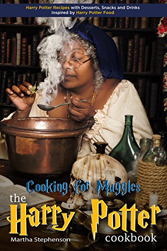 Cooking Muggles Cookbook Desserts Inspired ebook
