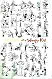 Wimpy Kid - Doodles Wall Poster Print, 22x34 Poster Print, 22x34 Poster Print, 22x34