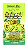 Nature's Plus – Animal Parade Kid Greenz, 250 mg, 90 chewable tablets, Health Care Stuffs