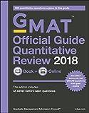GMAT Official Guide Quantitative Review 2018