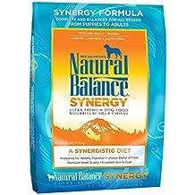 Dick Van Patten's Natural Balance Synergy Ultra Premium Formula Dry Dog Food, 26-Pound Bag