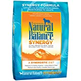 Natural Balance Synergy Ultra Premium Dry Dog Food - 26-Pound