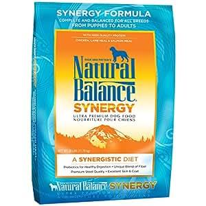 Natural Balance Synergy Dog Food Coupons