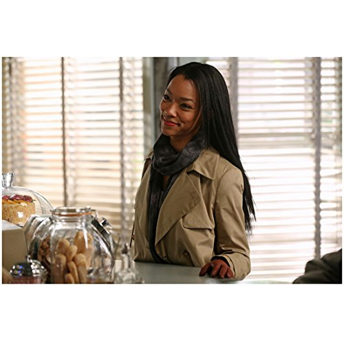Sonequa Martin-Green as Tamara Standing One Arm Propped Up Smiling Brightly in Once Upon A Time 8 x 10 Inch Photo