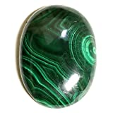 155.45Cts. RARE! NATURAL GREEN DESIGNER MALACHITE OVAL CAB LOOSE GEMS AFRICA