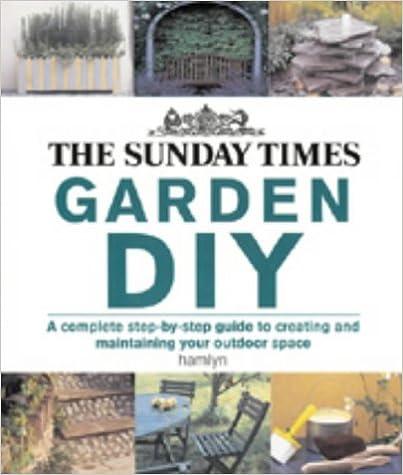 Book Garden DIY (Gardening)