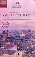 Here for your delectation is the SPECTACULAR AND RARE------------------VIKING OCEAN CRUISES: CARIBBEAN & THE MEDITERRANEAN 2016 - 2017 /ITINERARIES /GORGEOUS ILLUSTRATIONS+++ HOT OFF THE PRESSES!!! DON'T LEAVE HOME WITHOUT IT!!! EVERYTHIN...