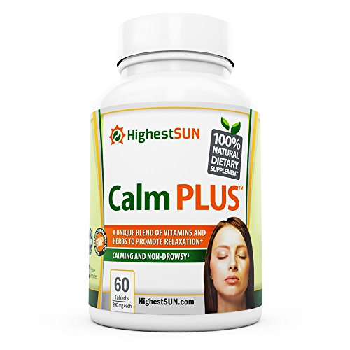 Relaxation Supplement Vitamins Calmness Chamomile product image