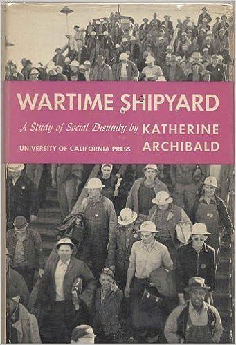 Wartime Shipyard