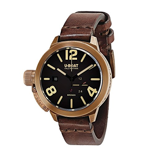 U-Boat 8104 Classico 50 Bronzo A BR Wristwatch