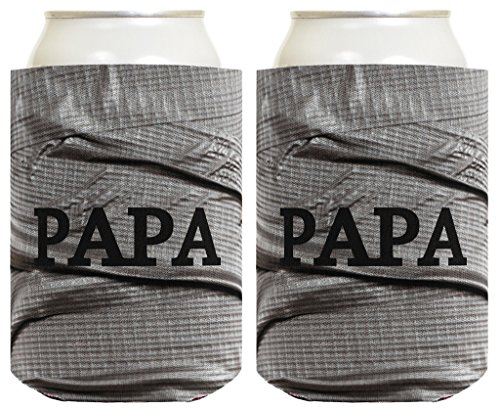 Fathers Pattern Coolie Coolers Coolies