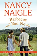 Barbecue and Bad News (An Adams Grove Novel Book 6)