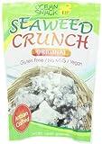 Ocean Snack Seaweed Crunch, Original, 1.06 Ounce (Pack of 12)