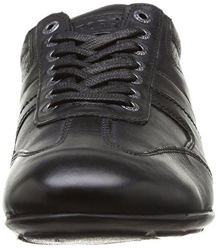 Kaporal Rufus, Herren Hohe Sneakers Schwarz (8 Noir)